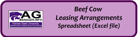 beef cow leasing arrangements spreadsheet (click here for excel file)